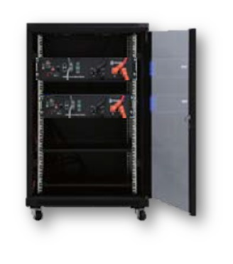 0-CO2 | Batterie di Storage - PYLON Tech LV - Rack US2000B